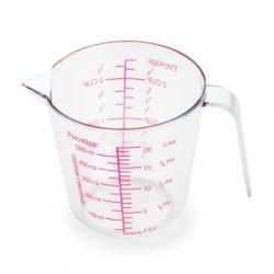 ถ้วยตวงพลาสติก 500ml.